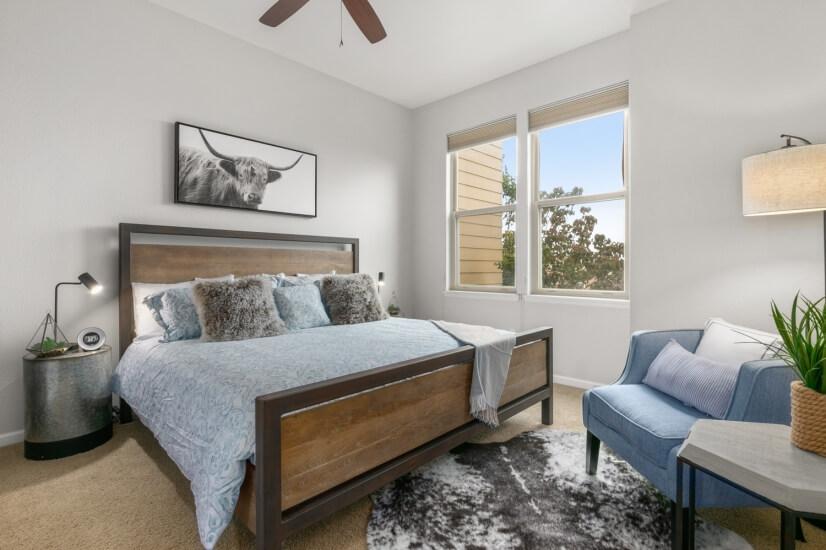 Loft 113 Bedroom
