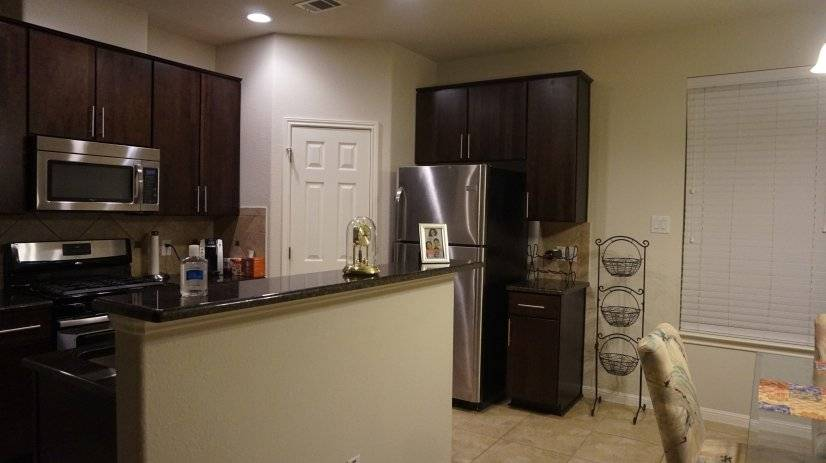 Fully equipped Kitchen from spoons to Refrigerator