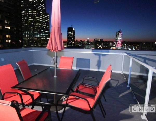 Your Own Private Roof Deck with Stunning Views