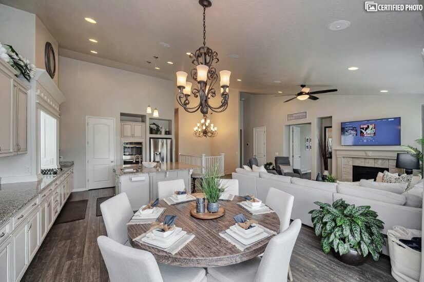 Main Floor Dining Room Table