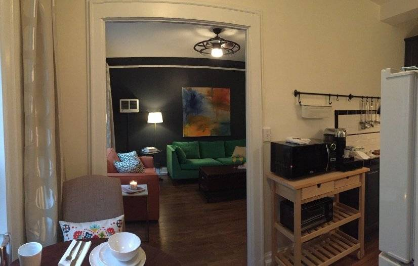 image 9 furnished Studio bedroom Townhouse for rent in Portland Downtown, Portland Area
