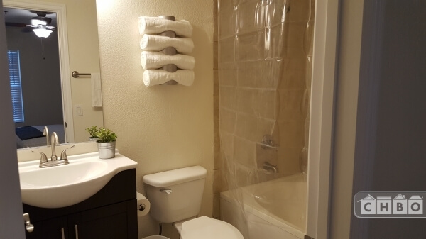 image 7 furnished 2 bedroom Townhouse for rent in Spring Valley, Las Vegas Area