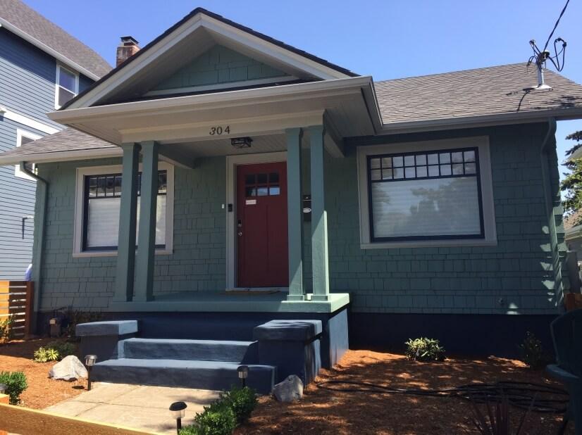 Newly renovated 1927 Portland Bungalow