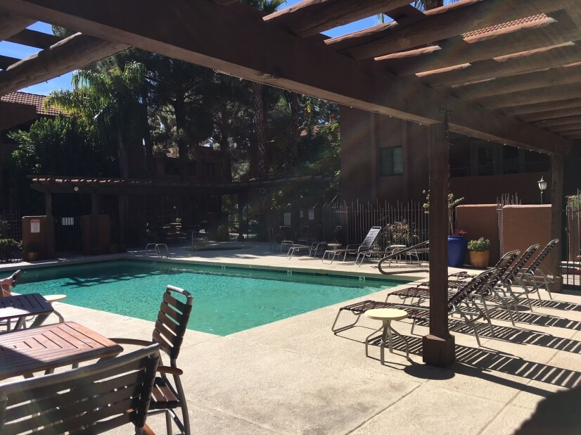 image 2 furnished 2 bedroom Townhouse for rent in Paradise Valley, Phoenix Area