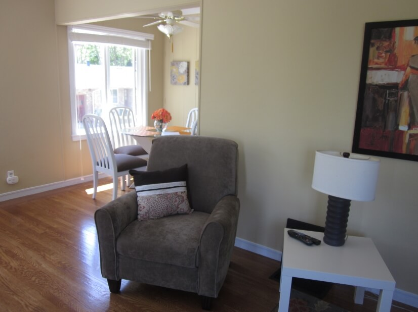 image 3 furnished 1 bedroom Apartment for rent in Burlingame, San Mateo (Peninsula)
