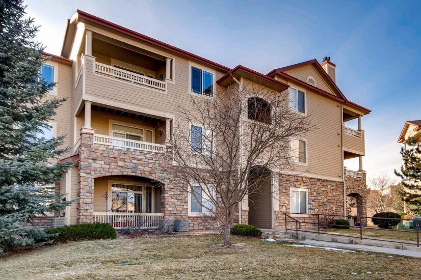 South Denver furnished executive rental