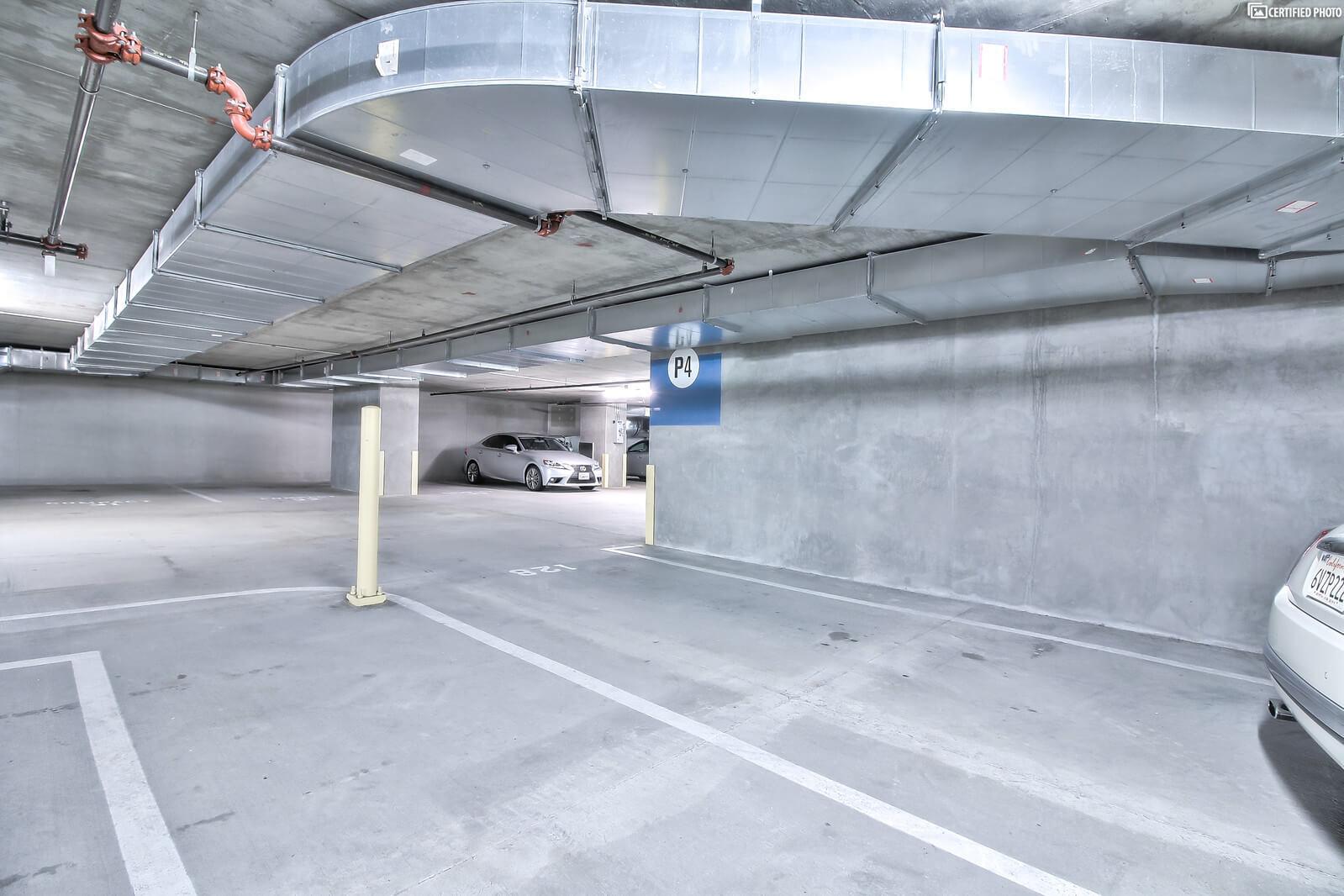 Parking - 2 Spaces