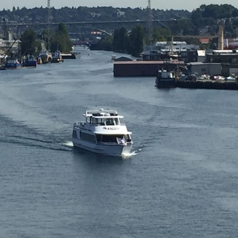 5 Minutes to the Ship Canal & Locks
