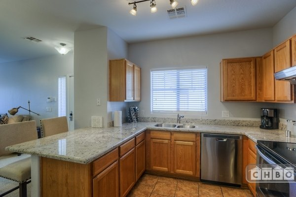 Beautifully Remodeled Fully Stocked Kitchen