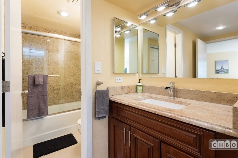 Bathroom and Vanity