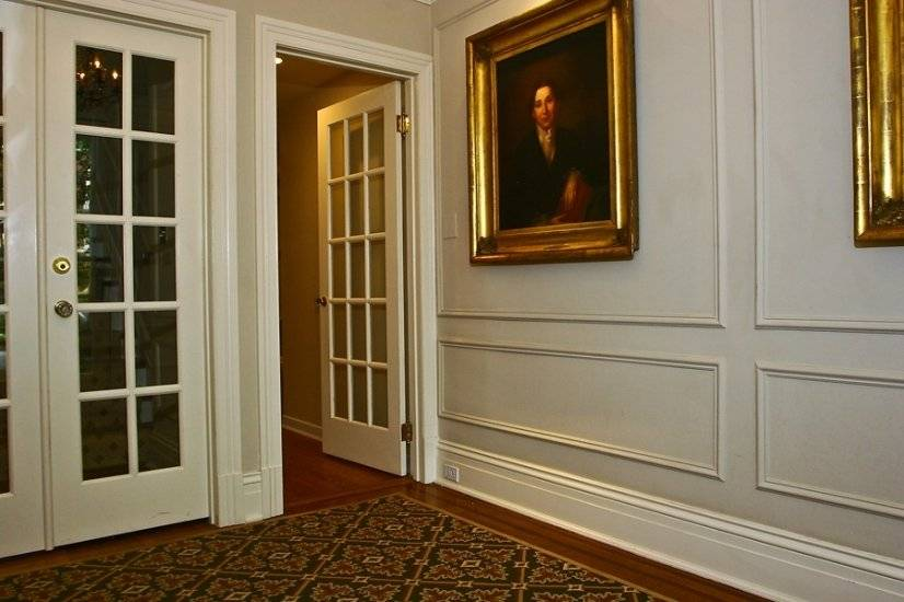 From the entry foyer, you have your own separate door