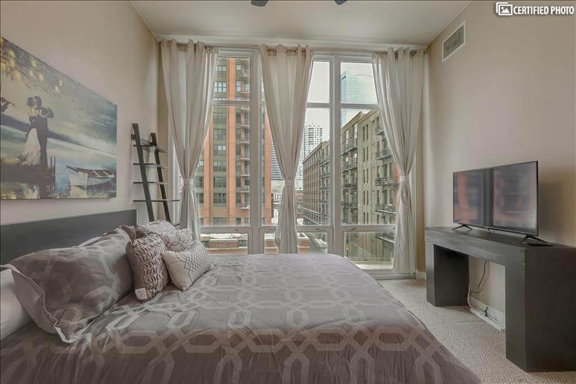 Master Bedroom  View #1