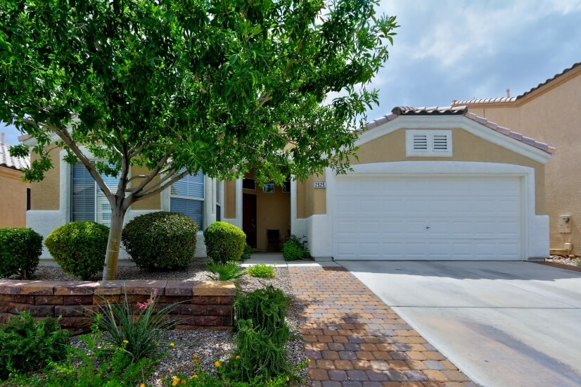 Gated 1 story in Green Valley Ranch