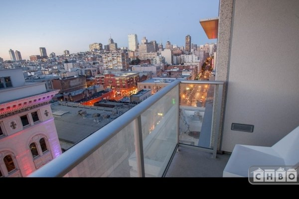 image 5 furnished 2 bedroom Townhouse for rent in Nob Hill, San Francisco