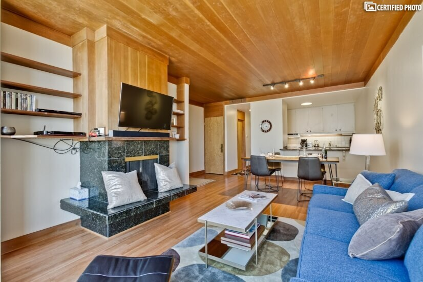 image 6 furnished 2 bedroom Townhouse for rent in North Beach, San Francisco