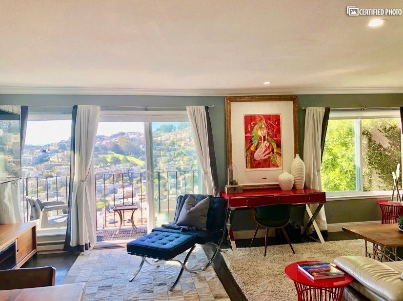 image 4 furnished 3 bedroom Apartment for rent in Noe Valley, San Francisco