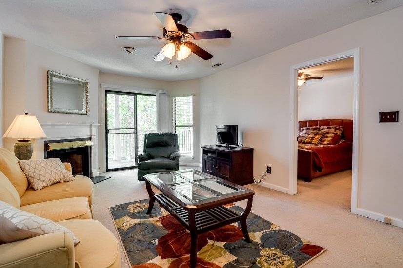 image 5 furnished 1 bedroom Townhouse for rent in Richmond (Augusta), Classic South