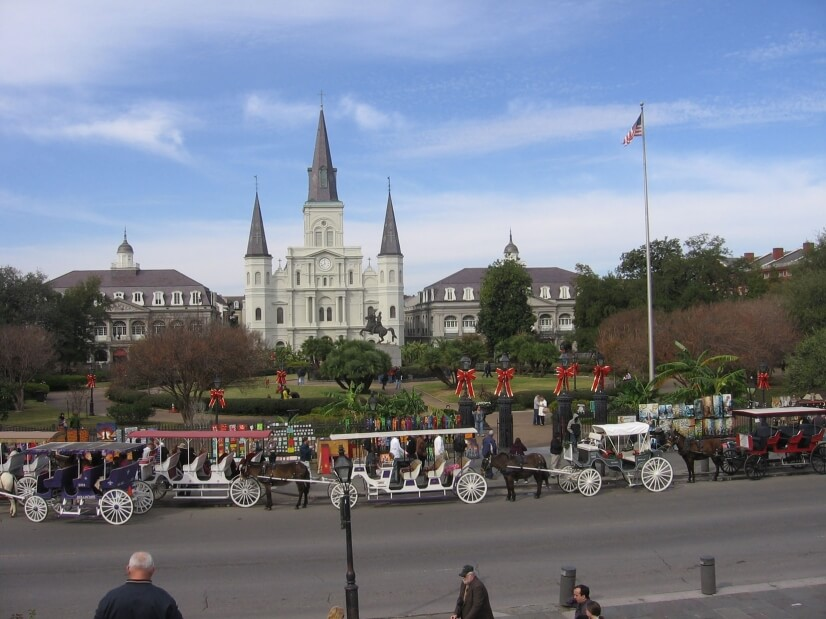 Take a Historic Carriage Tour of the French Quarter