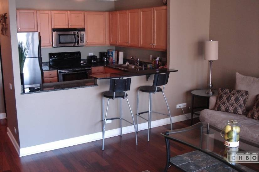 image 4 furnished 1 bedroom House for rent in Loop, Downtown