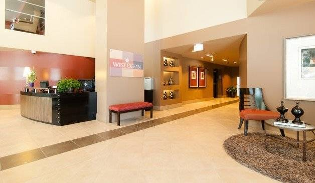 24-hour security, concierge service and parking included.