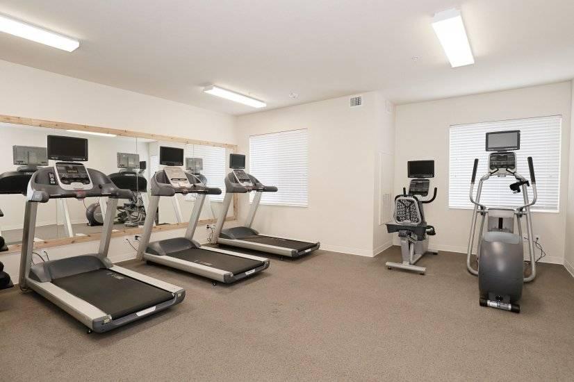 Fitness Center Open 24/7