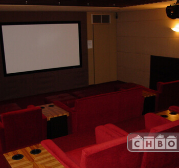 Private Movie Theater - Free w