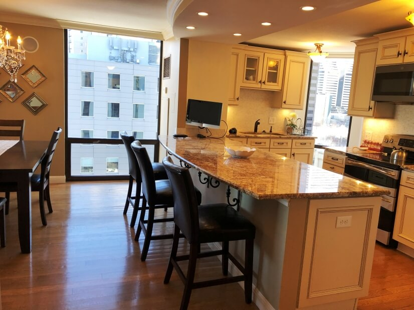 image 3 furnished 2 bedroom Townhouse for rent in LoDo, Denver Central