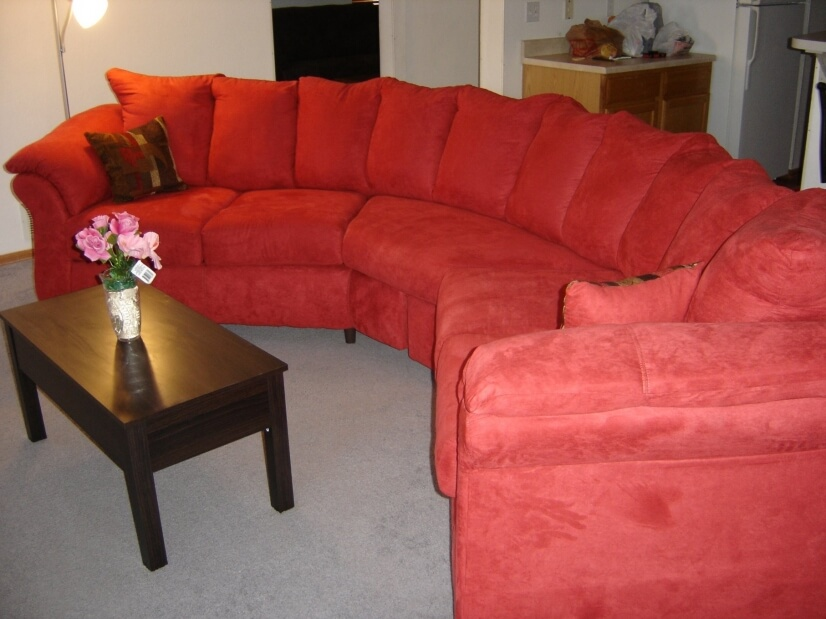 Main Level Family Room with Entertainment Center 2 of 3