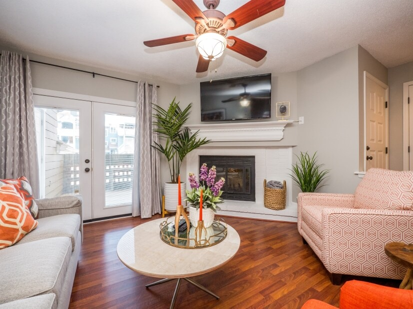 image 13 furnished 2 bedroom Townhouse for rent in Uptown, Charlotte