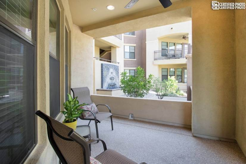 Large Private Patio with access from the great room