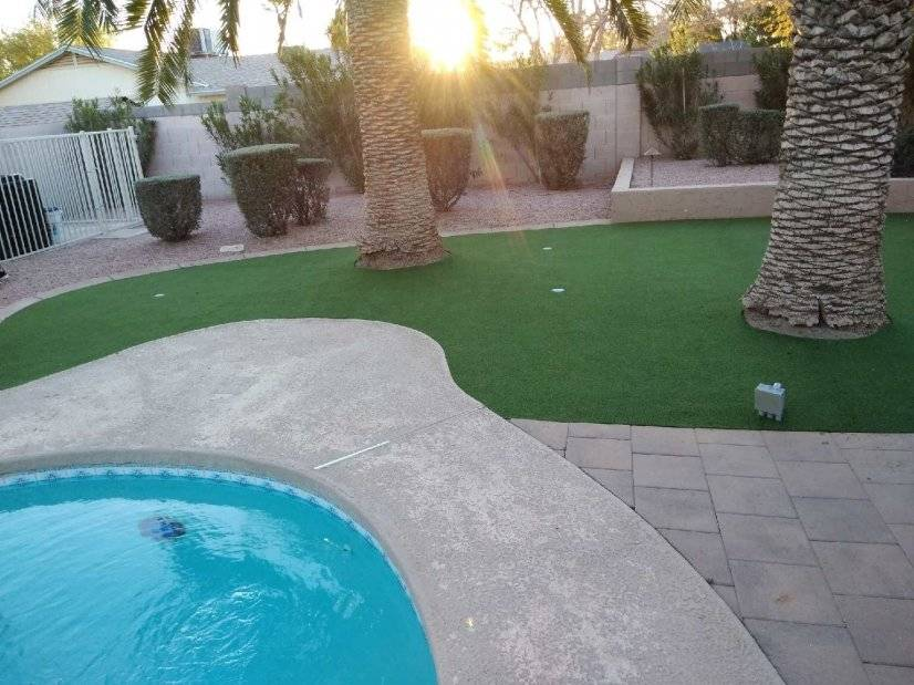 New Putting Green