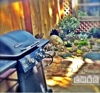 Gas Barbecue for your patio pa