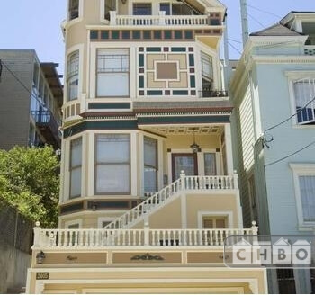 Victorian Flat in Pacific Heights