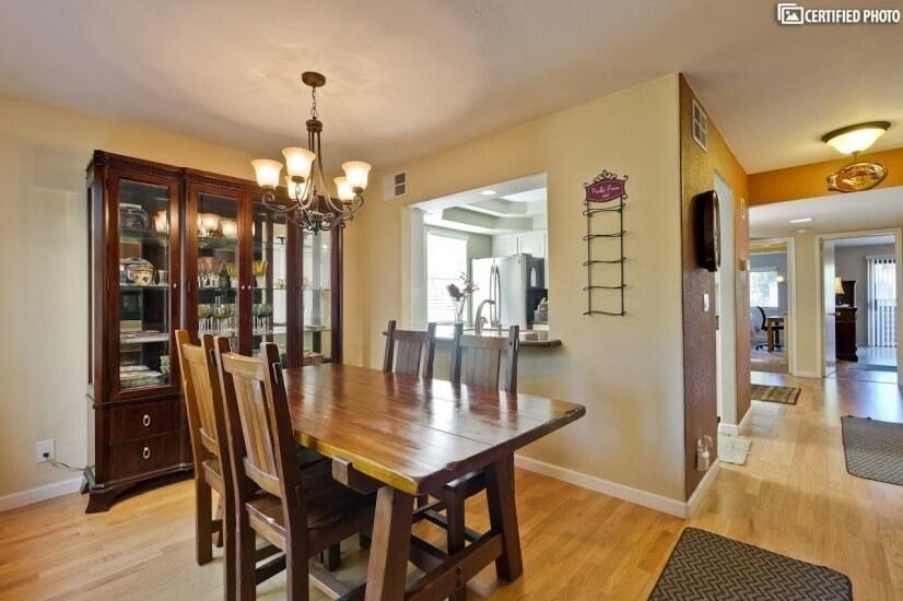 image 1 furnished 2 bedroom Townhouse for rent in Almaden, San Jose