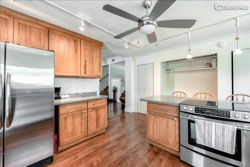 Fully Equipped Kitchen with Dishes & Cookware