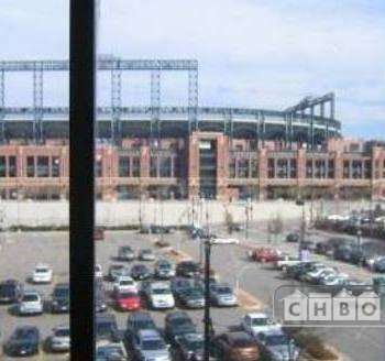 View of Coors Field