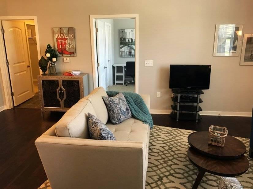 Living Area, Bedroom 2, Bathroom
