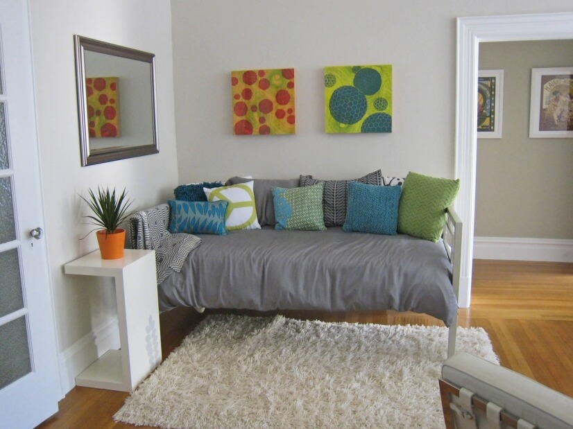 image 3 furnished 1 bedroom Townhouse for rent in Haight-Ashbury, San Francisco