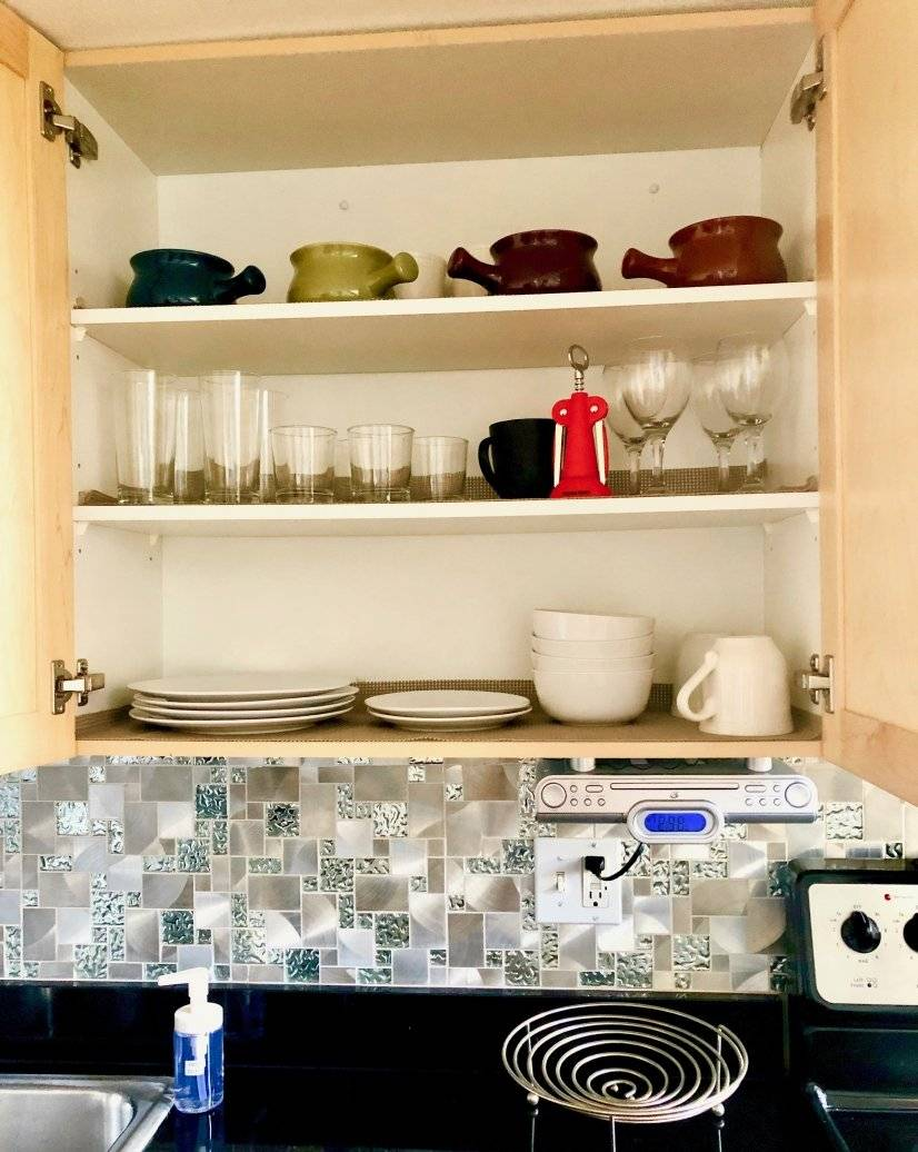 Stocked Kitchen--Dishes