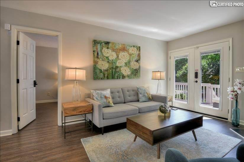 image 6 furnished 2 bedroom Townhouse for rent in Raleigh, Wake (Raleigh)