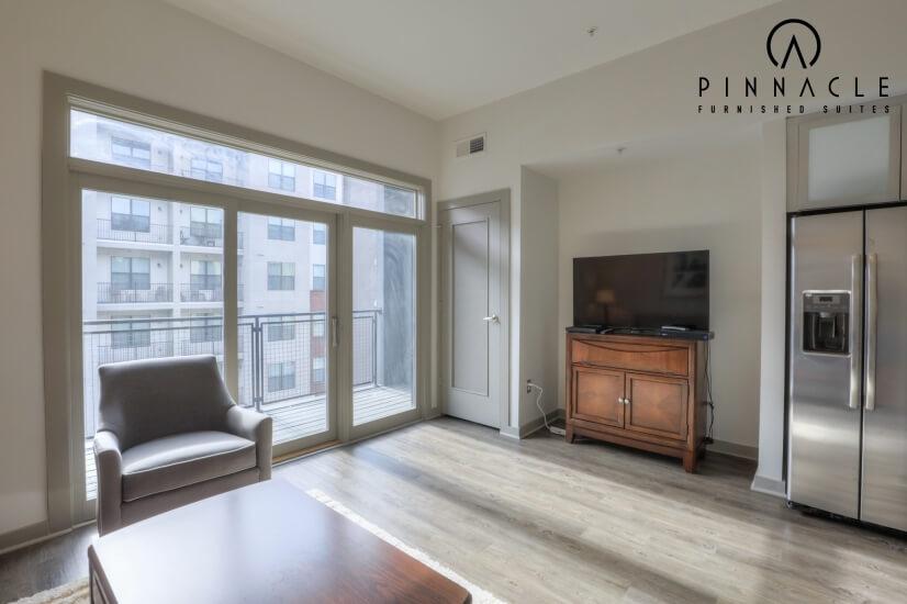 image 2 furnished 1 bedroom Apartment for rent in Nashville Central, Nashville Area