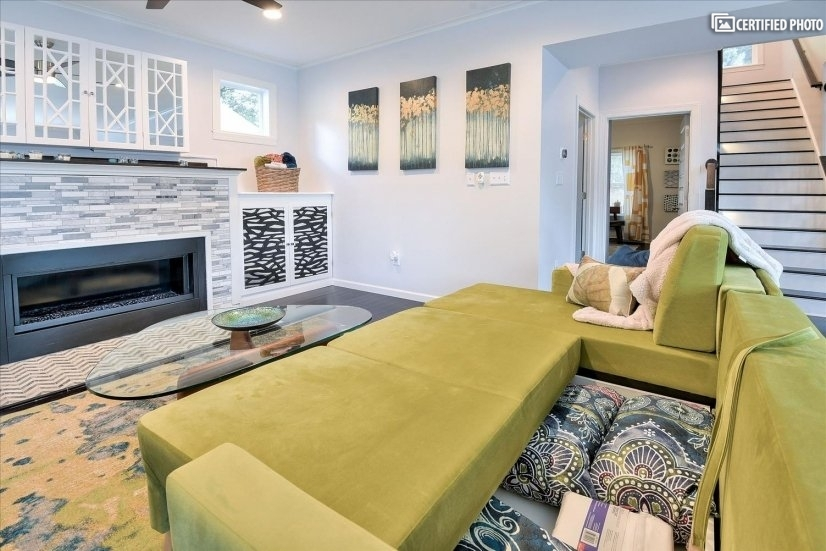 image 9 furnished 3 bedroom Apartment for rent in Plaza-Midwood, Charlotte