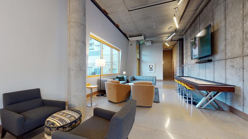 Lounge Area Cont'd