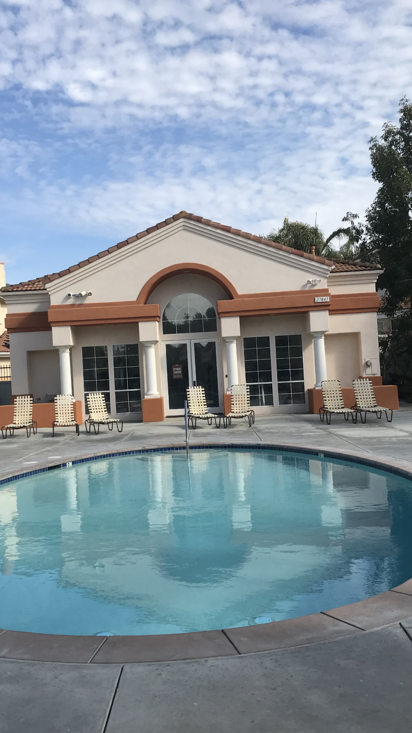 Pool, Spa, Fitness Center steps from house!