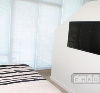 Master Bedroom & TV