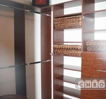 Master Bedroom & Closet