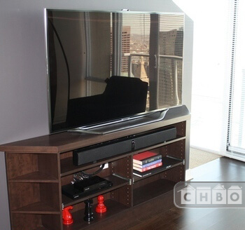Living Area TV