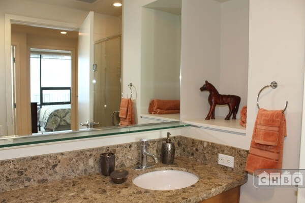 image 13 furnished 2 bedroom Townhouse for rent in Park West, Central San Diego