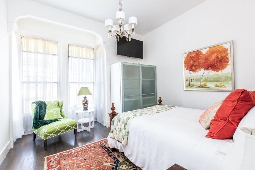 Bedroom 2- View 1