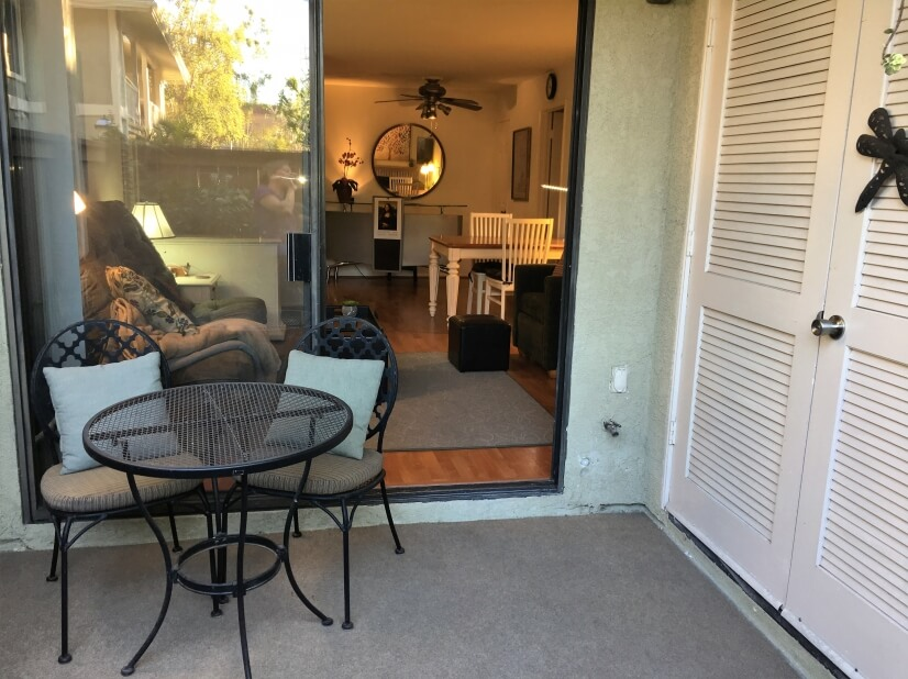 image 4 furnished 1 bedroom Townhouse for rent in Tustin, Orange County